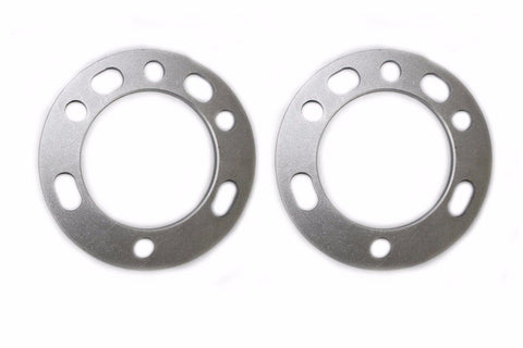 5X5 (2 Pieces) Wheel Spacers, Thickness 5mm thick 50 studs, OD 170mm ID 110mm