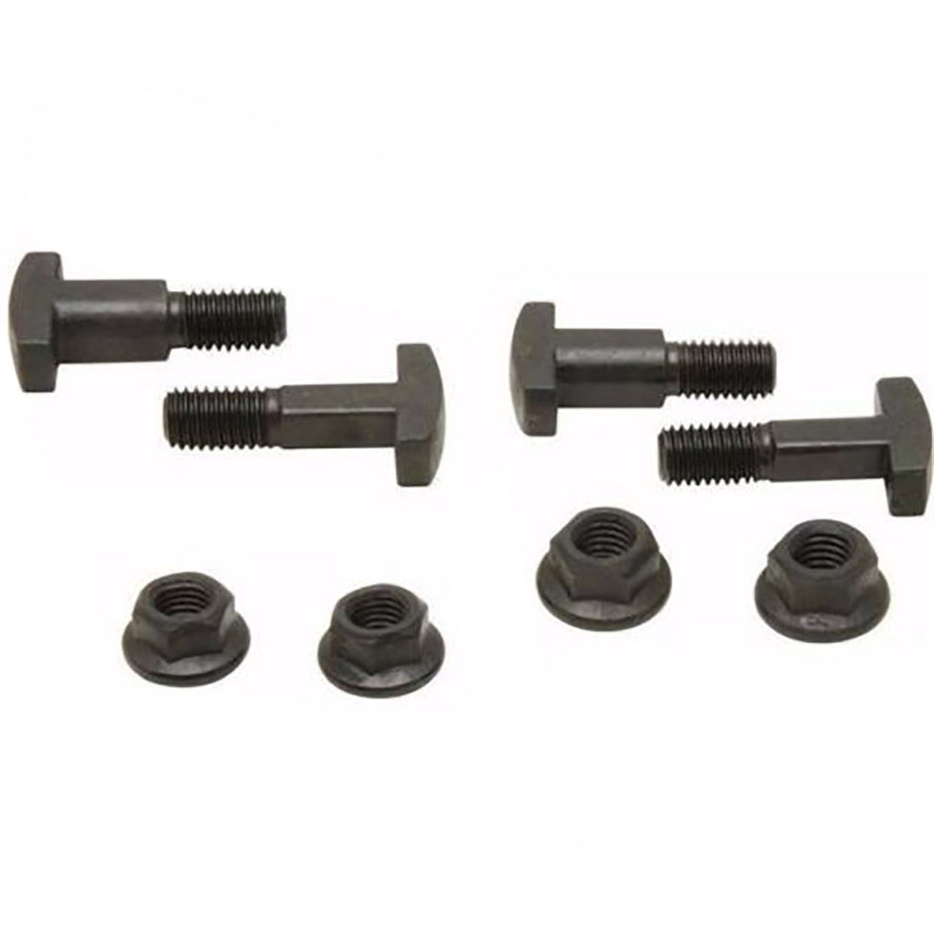 For Mustang II Upper Control A-Arm Mounting T-Bolts & Nuts