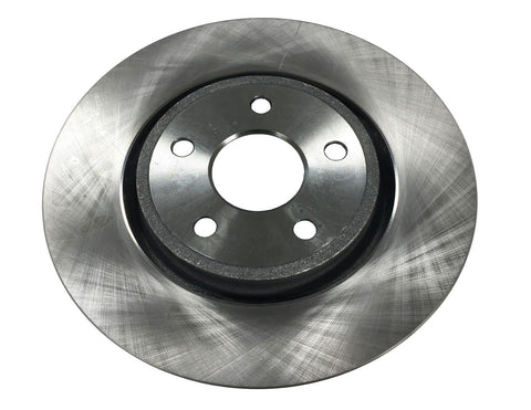 One pair of Disc Brake Rotor Front fits 2011-2014 Jeep Grand Cherokee