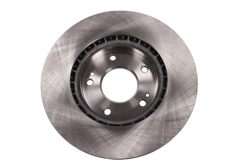 One pair of Disc Brake Rotor Front fits 2014-2016 Kia Soul