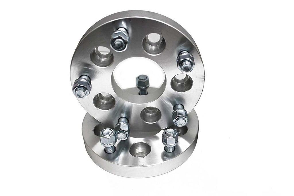 "2 pcs | Wheel Spacers | Adapters | 5Lug | 1/2"" x 20