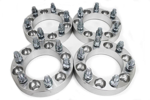 "4 pcs 2"" 6 x5.5 Wheel Spacers Adapters