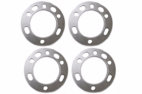 5X5 (4 Pieces) Wheel Spacers, Thickness 5mm thick 50 studs, OD 170mm ID 110mm