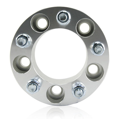"2 pcs | Wheel Adapters 5 Lug | 3"" Inch Thick 