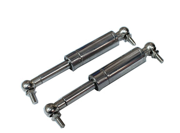 Shocks For 69-72 Chevell Hood Hinges Machined 6061-T6 CNC Billet Aluminum