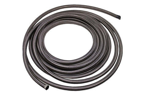 30 Feet 10-AN Braided Stainless Steel Turbo Oil Fuel Gas Line Hose 1500 PSI