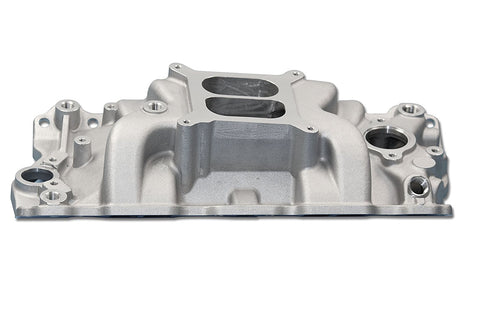1957-86 SBC SMALL BLOCK CHEVY 283 327 350 POWER & INTAKE MANIFOLD