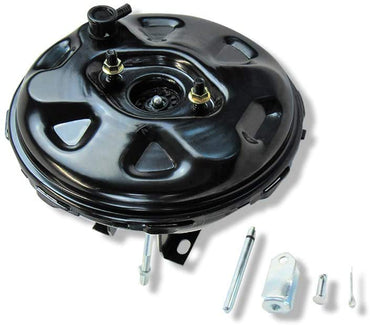 "11"" GM AC Delco Style Single Diaphram Brake Booster Black"