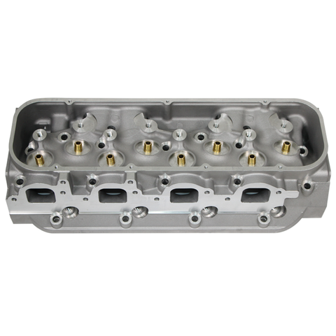 For Big Block Chevy 454 Rectangle Port Bare Aluminum Cylinder Head 124cc 345cc