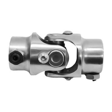 "9/16-26 Spline Manual X 3/4"" Round Stainless Steel Steering Shaft U Joint"
