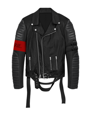 GENUINE LEATHER BIKER