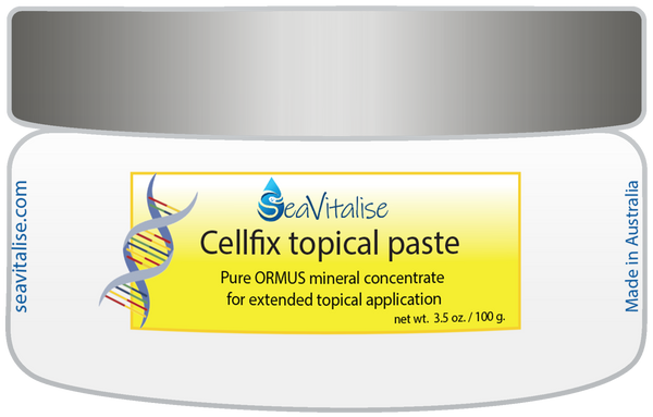 Cellfix topical paste