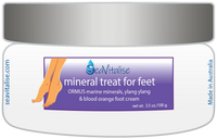 mineral treat for feet