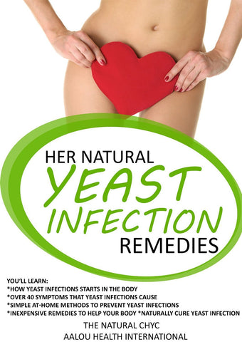 yeast infection free book