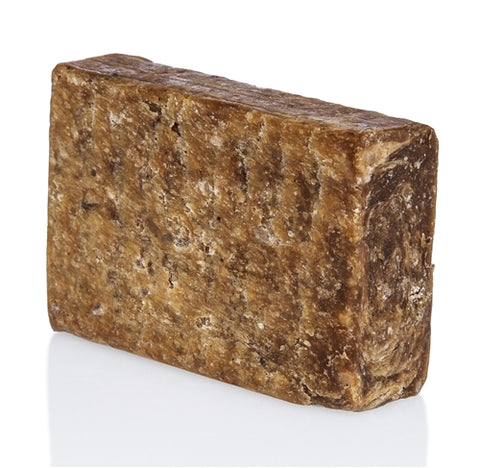 Raw African Natural Black Soap