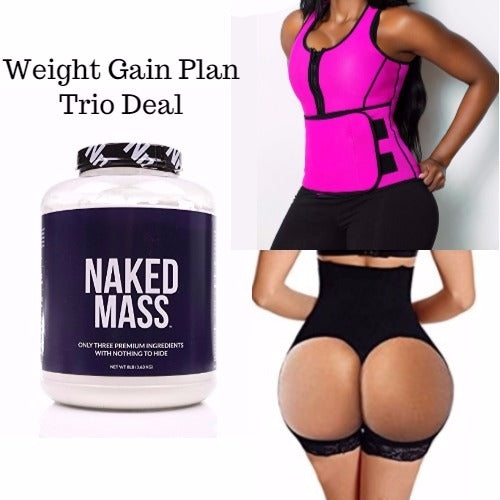 Where to Buy Weight Gain Plan - Get Fine with the TRIO Deal
