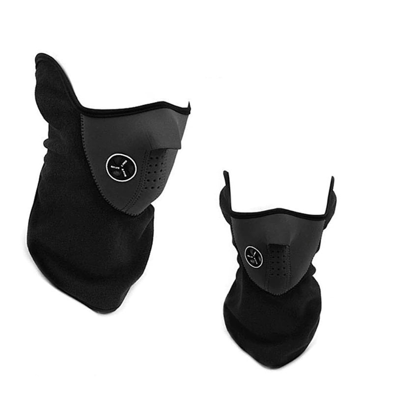 Ski Face Warming Mask