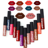 Popfeel - Waterproof Long Lasting Matte Lip Gloss (Various Colours)