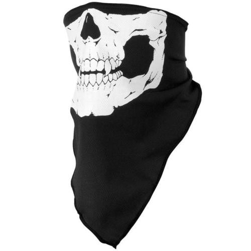 Skull Bandana Face Mask - NeedIt.ca  - 2
