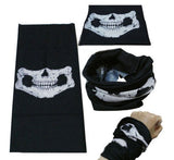 Skull Bandana Face Mask - NeedIt.ca  - 4