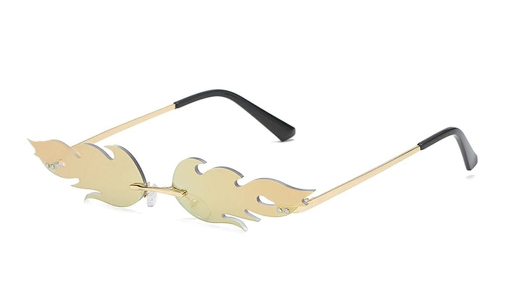Fire Flame Women's Sunglasses