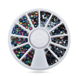 3D Nail Crystal Rhinestones - Mixed Colors - NeedIt.ca