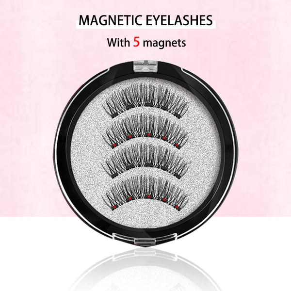 Magnetic Lashes with 5 magnets