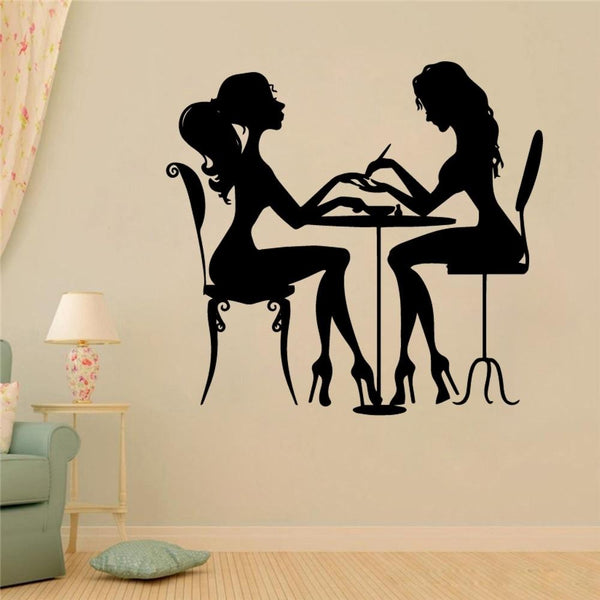 Nail Beauty Salon  Wall and Window Decal - NeedIt.ca