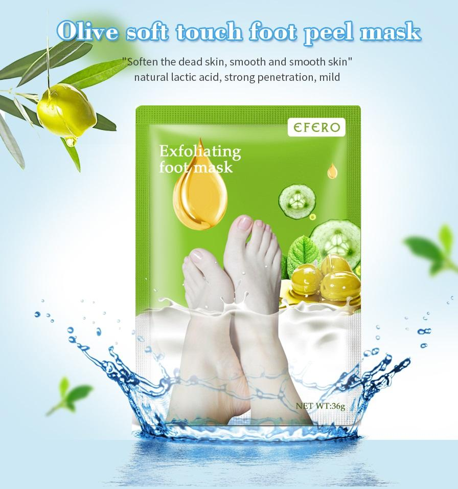 One pair Feet Mask For Pedicure