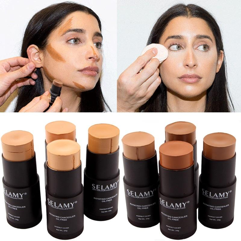 Face Concealer Finishing Bronzer in Stick