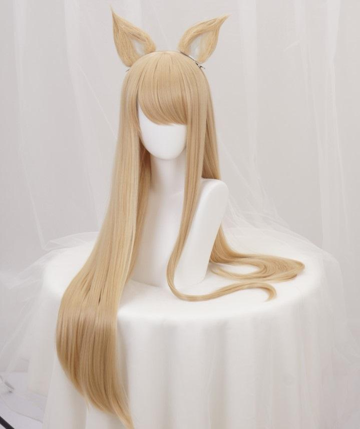 Ahri, the nine-tailed fox - League of Legends - Cosplay Wig