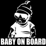 The Hangover Baby On Board Car Decal - NeedIt.ca