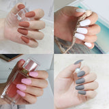 24 pcs/set - Matte Press on False Nails