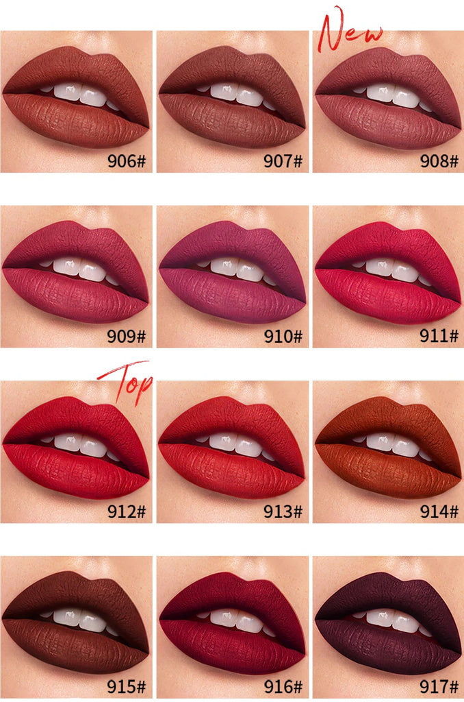 Mini Capsule Matte Lip Gloss