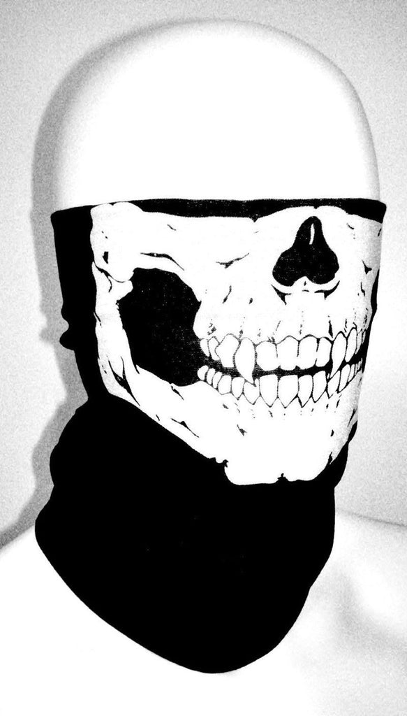 Skull Bandana Face Mask - NeedIt.ca  - 6