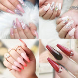 100 PCS/box False Acrylic Nails for Manicure - NeedIt.ca