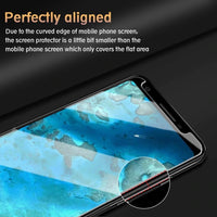 2.5D  Ultra thin Tempered Glass Film For Google Pixel 4 XL