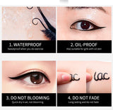 Waterproof Winged Eyeliner - All in One Stamp and Pen