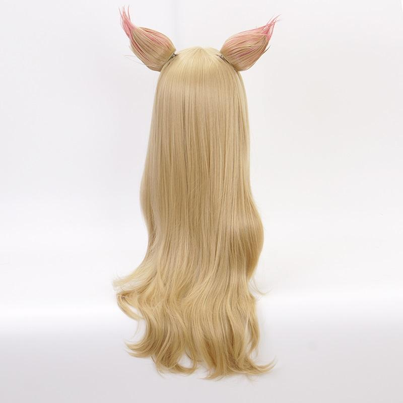 Ahri, the nine-tailed fox - League of Legends - Cosplay Wig - NeedIt.ca