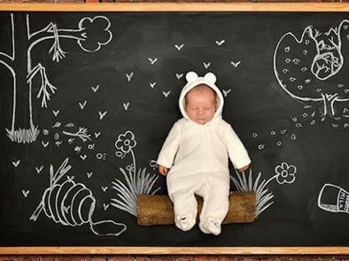 Removable Blackboard Wall Sticker
