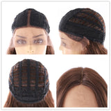 "Glam - Ombre Colourful 24"" Lace Front Wig - NeedIt.ca"