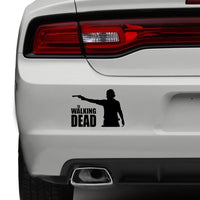 The Walking Dead style 2 Car Decal