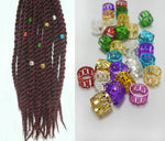 Hair Braid Dreadlocks Beads