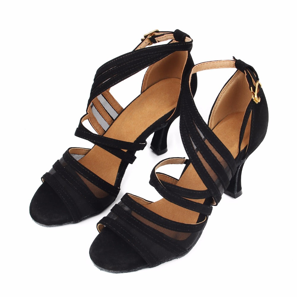 Professional Latin Ballroom Dance Shoes