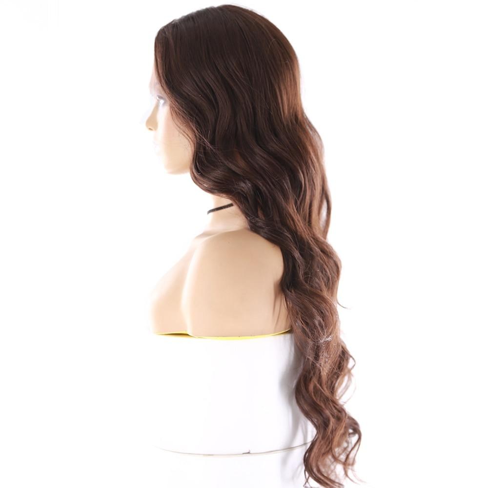 "Glam - Natural Brown 24"" Lace Front Wig - NeedIt.ca"