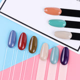 50 pcs/set Nail Display Tips