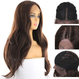 "Brittney - Black Lace Front Wig 28"" long - NeedIt.ca"