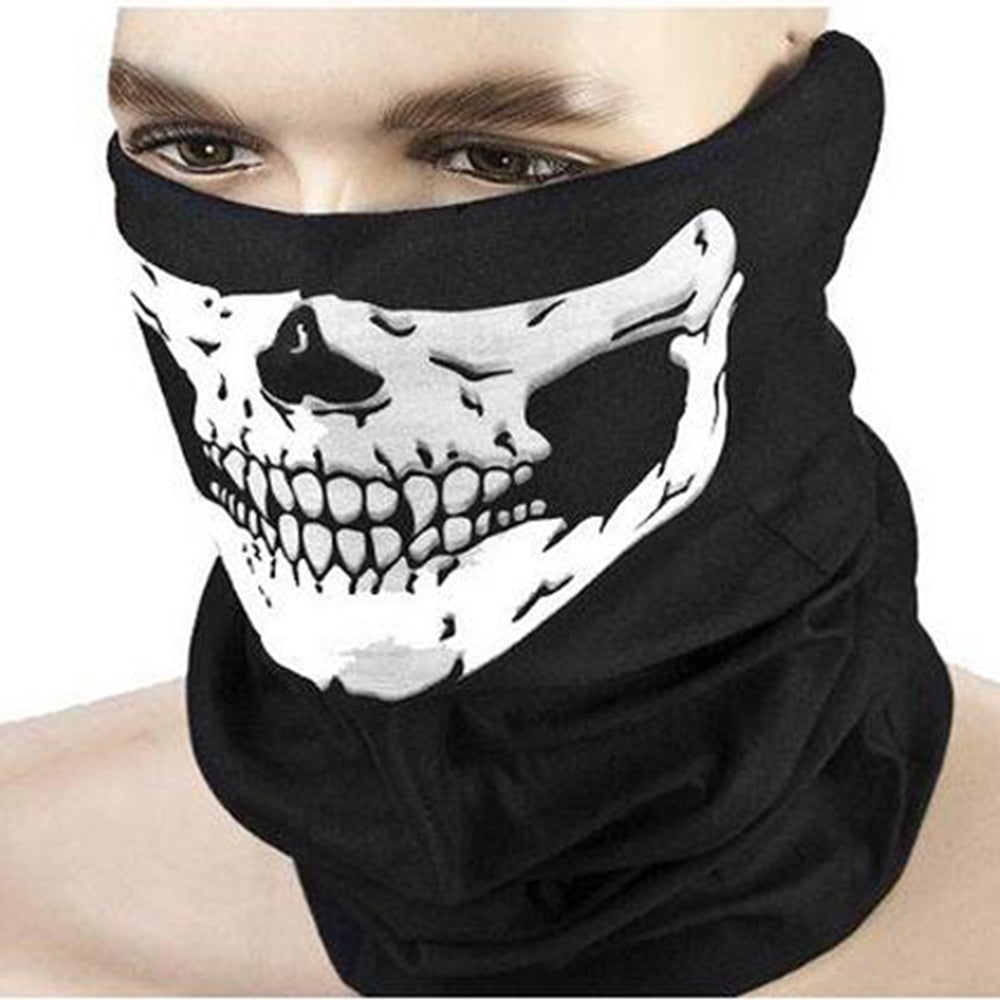 Skull Tube Face Mask