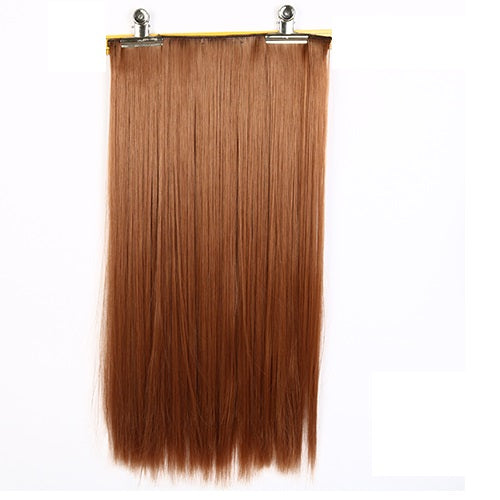 "n Premium 24"" Straight Clip in Hair Extensions"