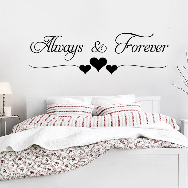 Always & Forever Wall Decal - NeedIt.ca